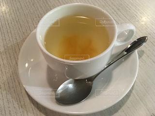 ゆず茶であたたまるの写真・画像素材[1606654]