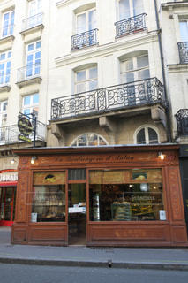 フランスのパン屋の写真・画像素材[1039521]