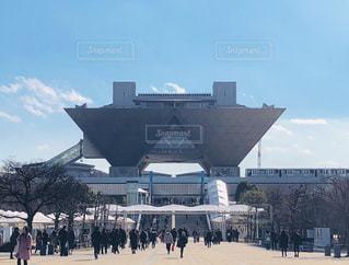 東京ビッグサイトの写真・画像素材[1040447]