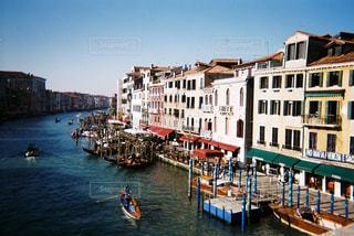 ヴェネチアを写ルンですで撮影の写真・画像素材[1041853]