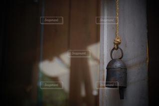 近くのドアのアップの写真・画像素材[1053363]
