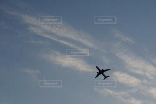 飛行機の写真・画像素材[1055381]