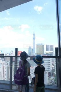 東京スカイツリーの写真・画像素材[1063930]
