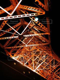 東京タワーのライトアップの写真・画像素材[976855]