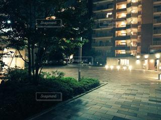 最新製のマンションの写真・画像素材[1040787]