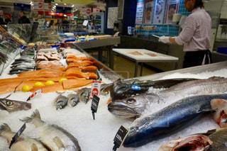フィンランドのマーケットの写真・画像素材[1041048]