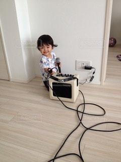 子どもの写真・画像素材[51405]