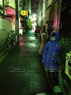 ゾンビ少女の写真・画像素材[1040568]