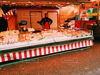 魚屋さんの写真・画像素材[1040481]