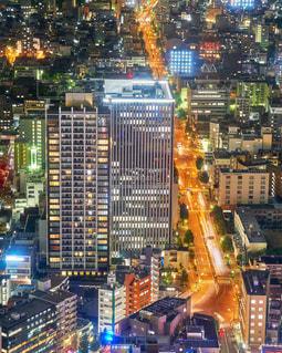 名古屋の夜の写真・画像素材[1041963]