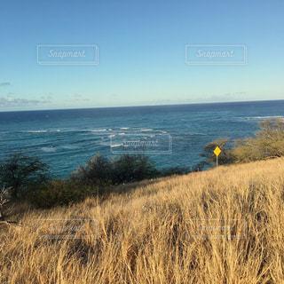 ハワイの海の写真・画像素材[1040693]