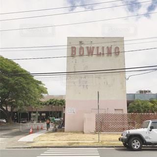 ハワイの建物の写真・画像素材[1040697]