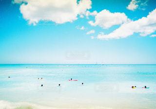ワイキキビーチの写真・画像素材[1056335]