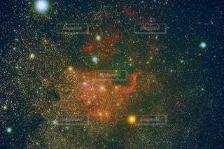 はくちょう座北アメリカ星雲の写真・画像素材[1049873]