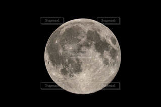 黒花瓶満月の写真・画像素材[1054200]