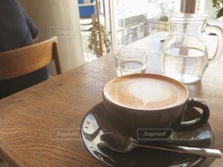 カフェの写真・画像素材[12332]