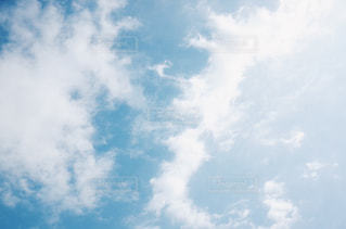 冬の空の写真・画像素材[1828036]
