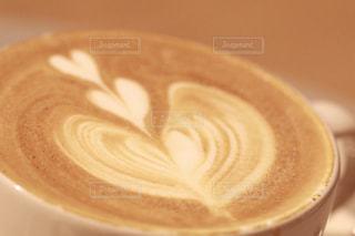 一杯のコーヒーの写真・画像素材[1041647]