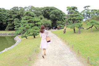 お散歩の写真・画像素材[1068949]
