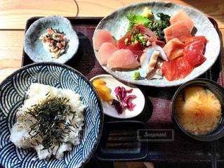 ちらし寿司の写真・画像素材[1049040]
