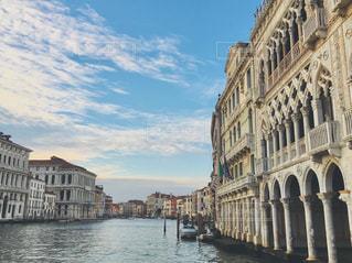ヴェネチアの風景の写真・画像素材[1042089]