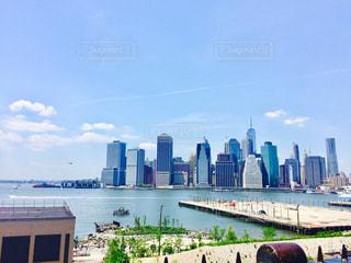ニューヨーク マンハッタンの写真・画像素材[1042955]