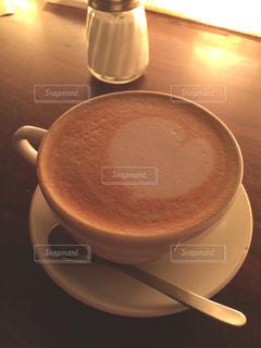 ほっとカフェカプチーノの写真・画像素材[1048634]