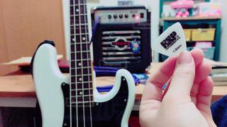 ピックとベース - No.1041795