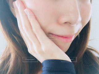 美肌の写真・画像素材[1048931]