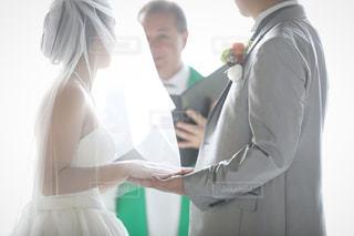 結婚式 誓いの言葉 - No.1043175