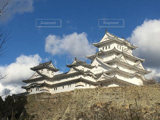 姫路城の写真・画像素材[1067818]