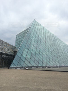 モエレ沼公園のピラミッド2の写真・画像素材[1068704]