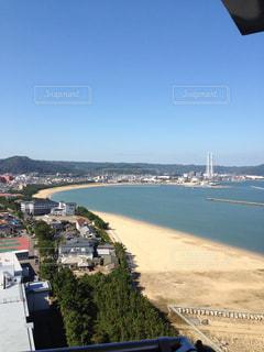 海辺の町の写真・画像素材[1043319]