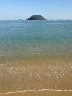 海と島の写真・画像素材[1043320]
