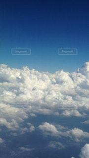 空の雲の写真・画像素材[1043370]