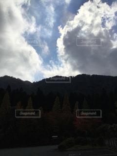 空には雲 英彦山 - No.1043957