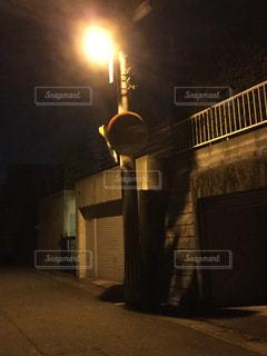 夜の住宅街 - No.1049778