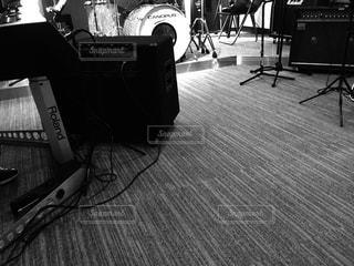 音楽スタジオの写真・画像素材[1087841]