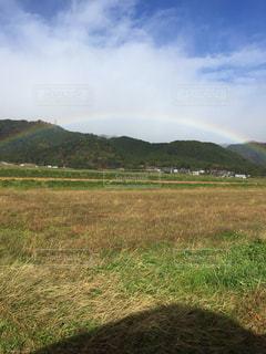 虹の写真・画像素材[1045445]