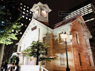 札幌時計台の写真・画像素材[1044182]
