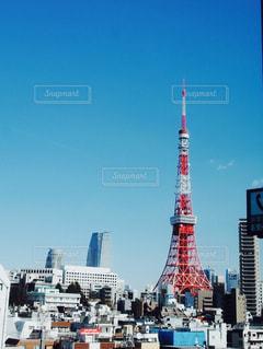 東京タワーの写真・画像素材[1270482]
