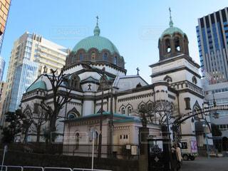 日本ハリストス教会の写真・画像素材[1044943]