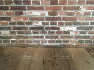 煉瓦造の壁 - No.1044952