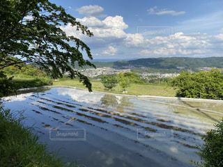 大きな水域の写真・画像素材[3261045]