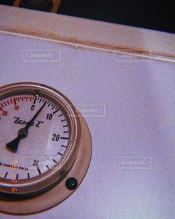 温度計の写真・画像素材[1045410]