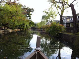 舟からの眺めの写真・画像素材[1051033]