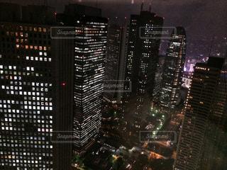 Night viewの写真・画像素材[1054310]
