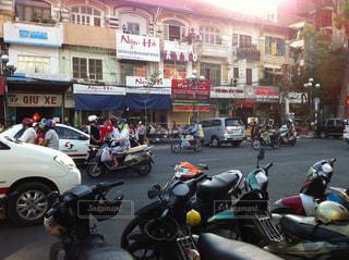 ベトナムの風景の写真・画像素材[1065550]