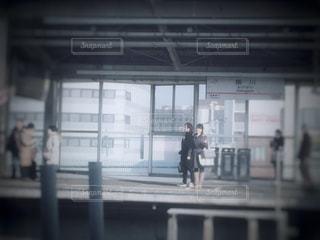 朝の風景の写真・画像素材[1070147]