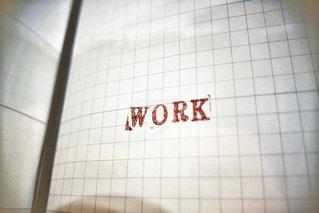 Workの写真・画像素材[1084532]